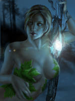 Eve - the Druid by Dinoforce