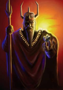 Odin - Norse Godfather