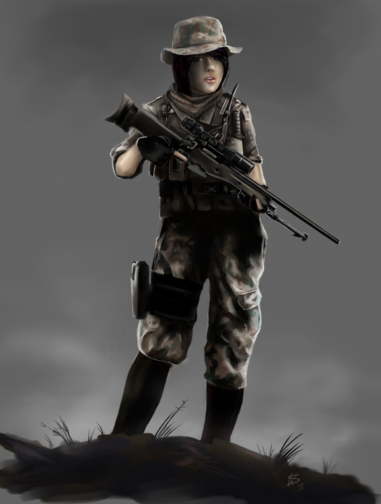 http://orig12.deviantart.net/6386/f/2013/340/4/b/female_soldier_by_dinoforce-d6wy8jq.jpg