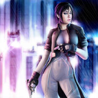 Ghost in the Shell - The Major by Dinoforce
