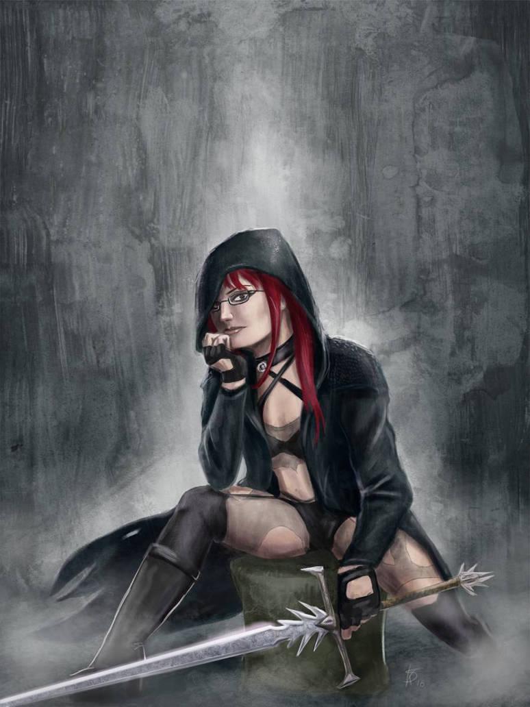 Dark Fantasy by Dinoforce