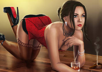 Table Top and Pin Up feat. Mia Rose