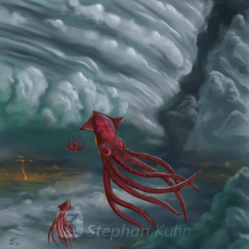 Space-Kraken