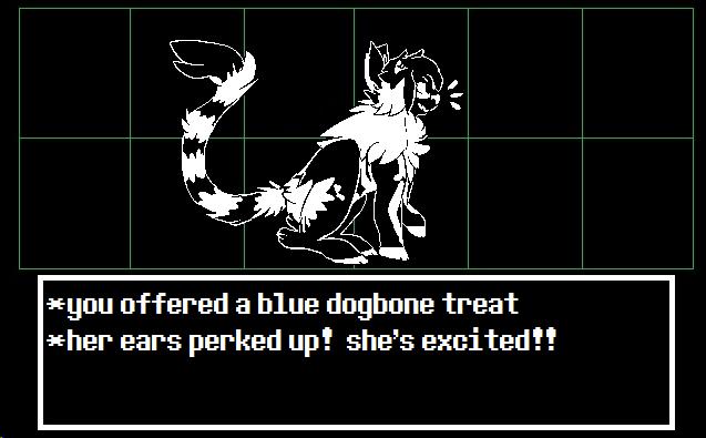 i mean i guess - Page 5 You_offered_a_blue_dogbone_treat_by_ukepuke-d9h2mgu