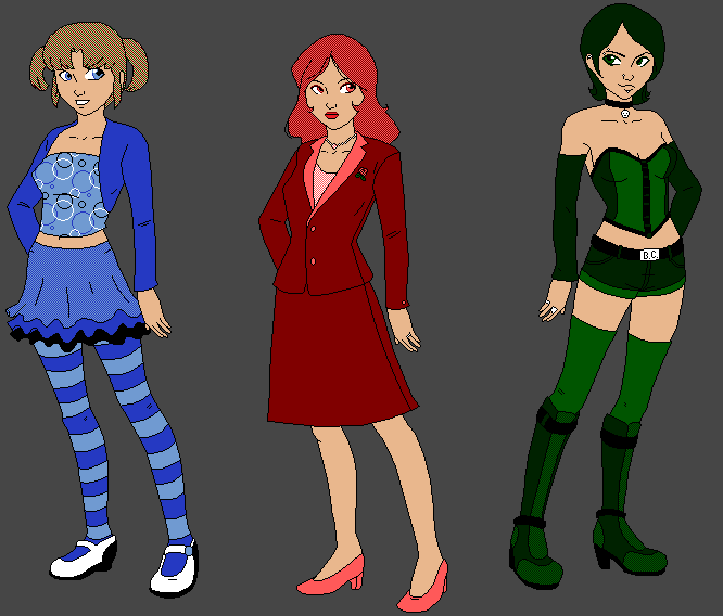 PPG - College Years by MobMotherScitah