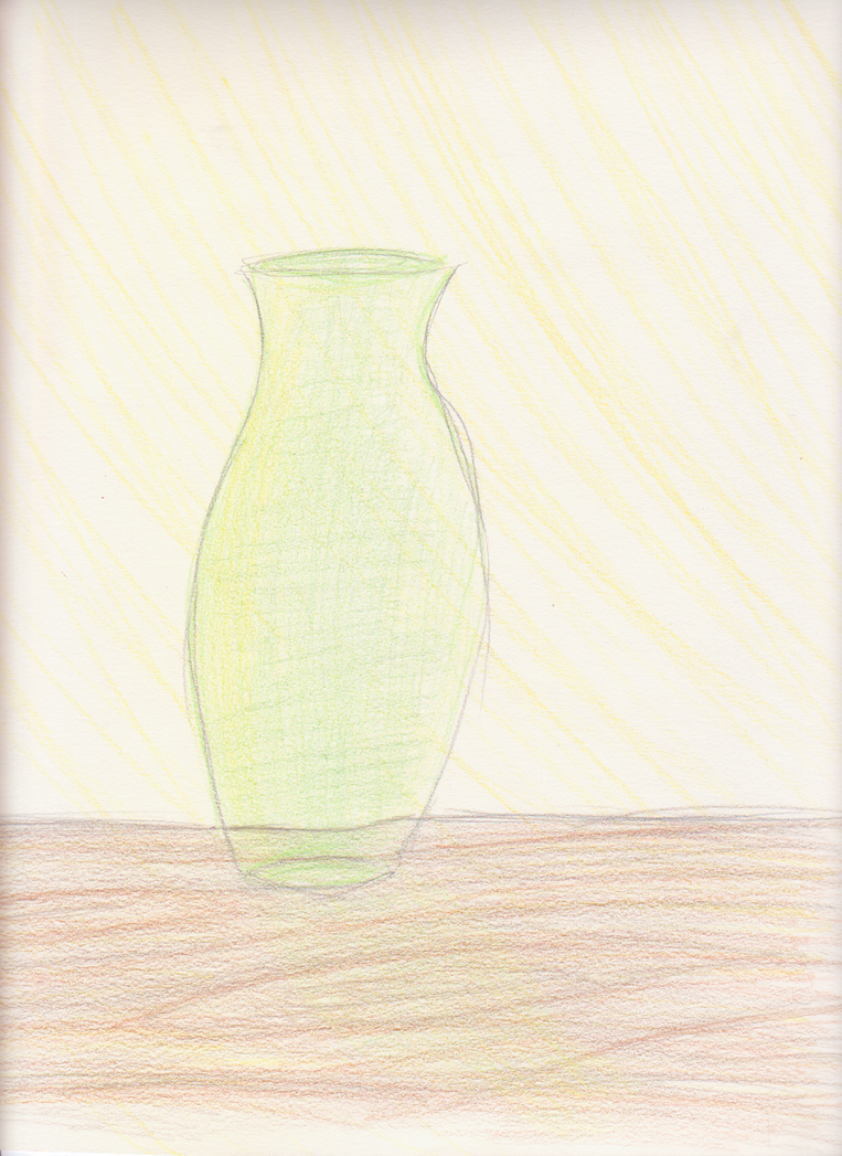 Empty Vase Bathing In Light By Mobmotherscitah On Deviantart