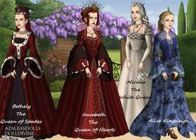 Underland Women by MobMotherScitah