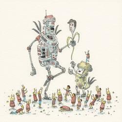 Robot Manflower