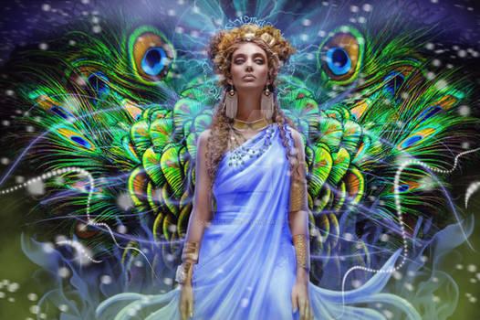 The Greek Goddess Hera
