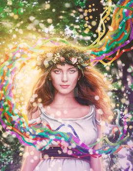 Maiden of Beltane
