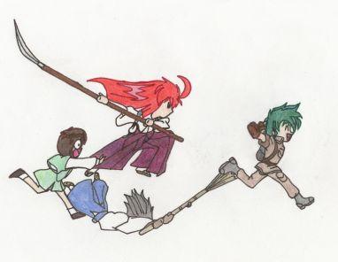 Elf Princess Rane by obakehoshi