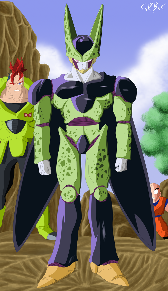 cell perfect by SsRBsS