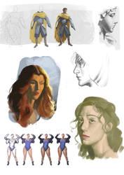 Digital sketchbook - IG @italomateusart