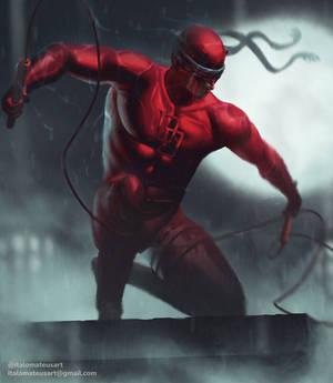 Daredevil fan art