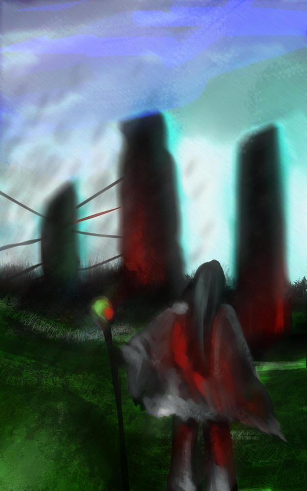 Monoliths by DaarkOne
