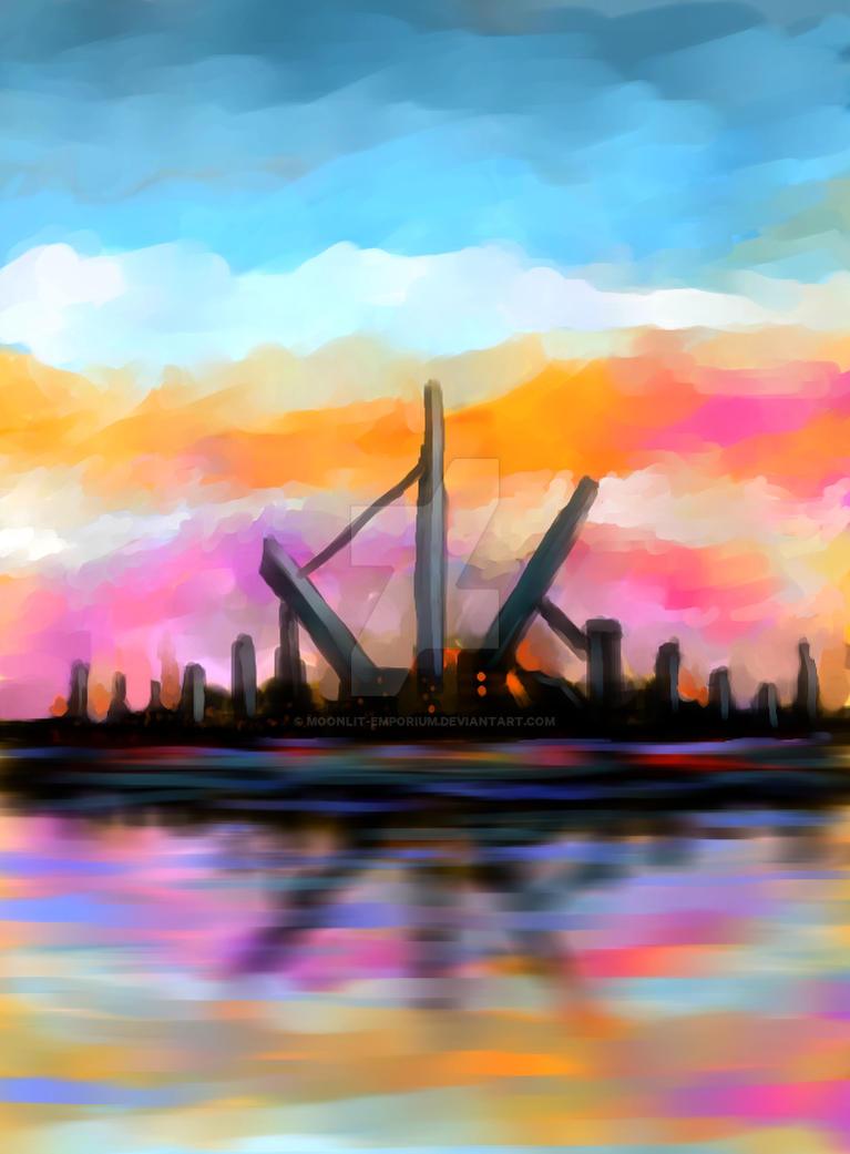 City of Weavers by DaarkOne