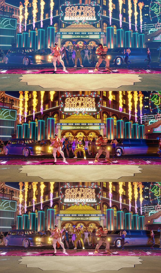 Las Vegas Stage Tinkering by gatoradepanda