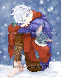 Jack Frost : Nap Time by thiskidthatkid