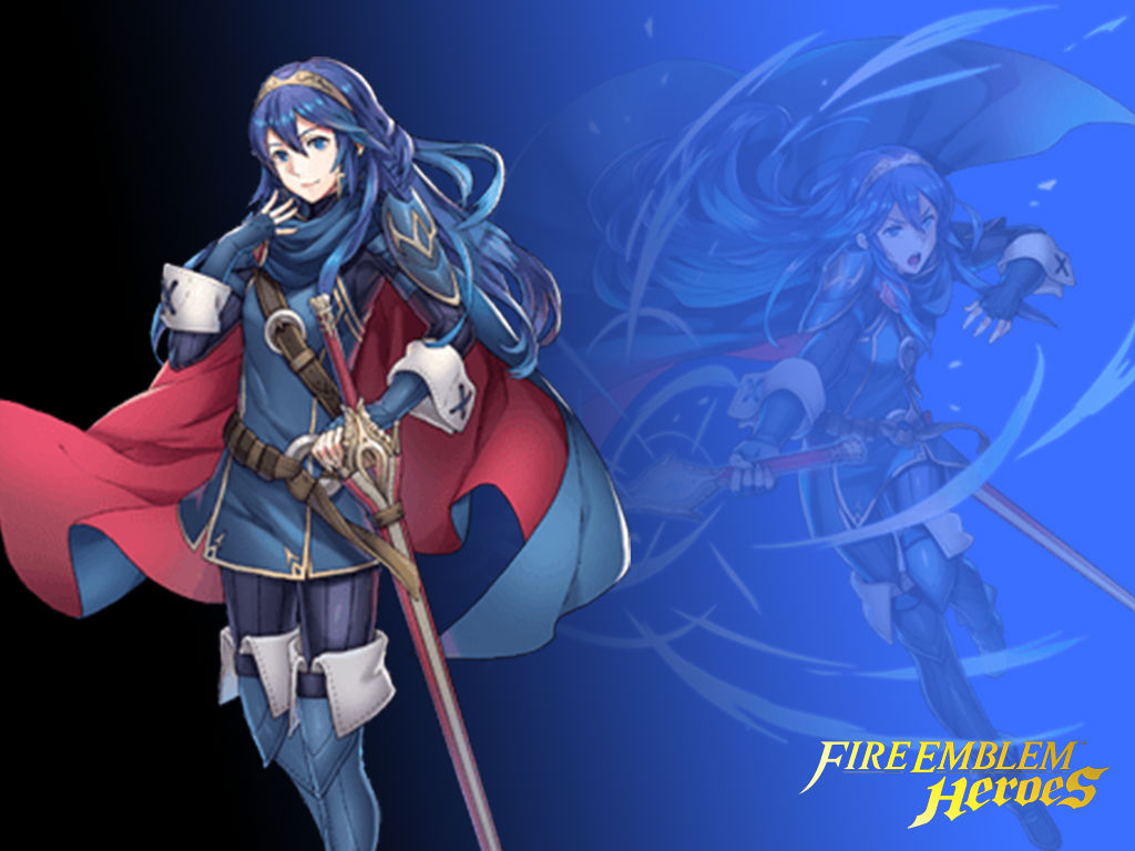 Fire Emblem Heroes Lucina Wallpaper By Russell4653 On Deviantart