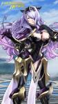 Fire Emblem Heroes - Camilla (iPhone 6 Wallpaper)