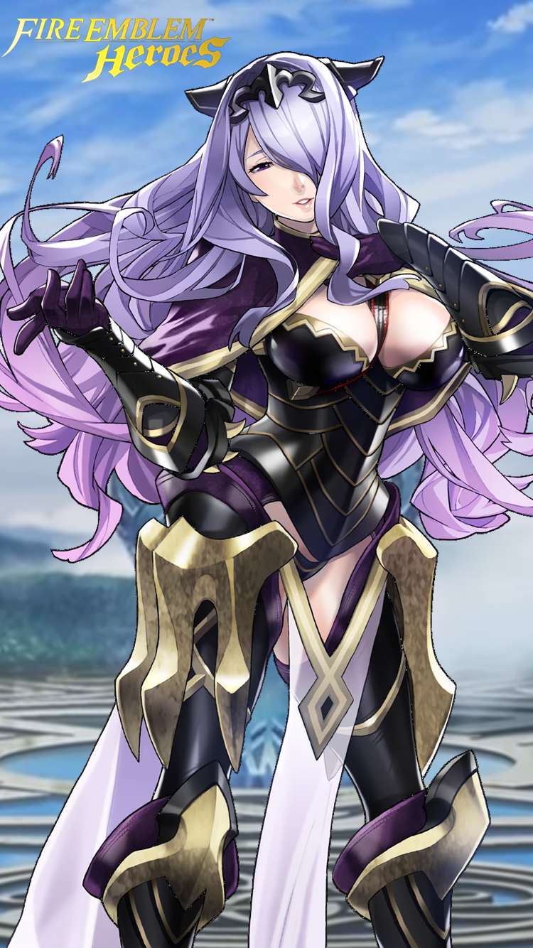 Fire Emblem Heroes Camilla Iphone 6 Wallpaper By Russell4653