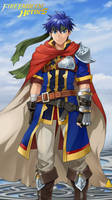 Fire Emblem Heroes - Ike (iPhone 6 Wallpaper)