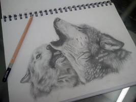 Wolves by ilikeyourdad