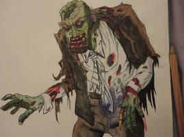 Zombie by ilikeyourdad