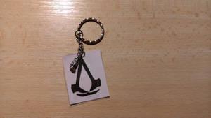 Assassin's logo - key ring