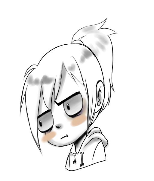 Hmph by MilkyMichi