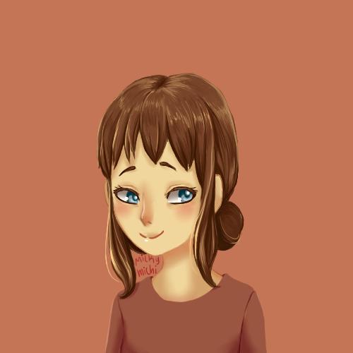 Girl by MilkyMichi