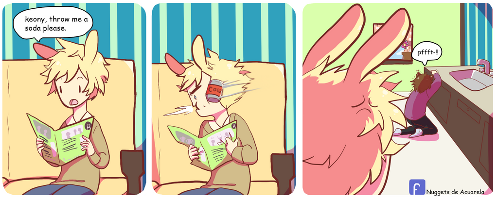 Random comic by MilkyMichi