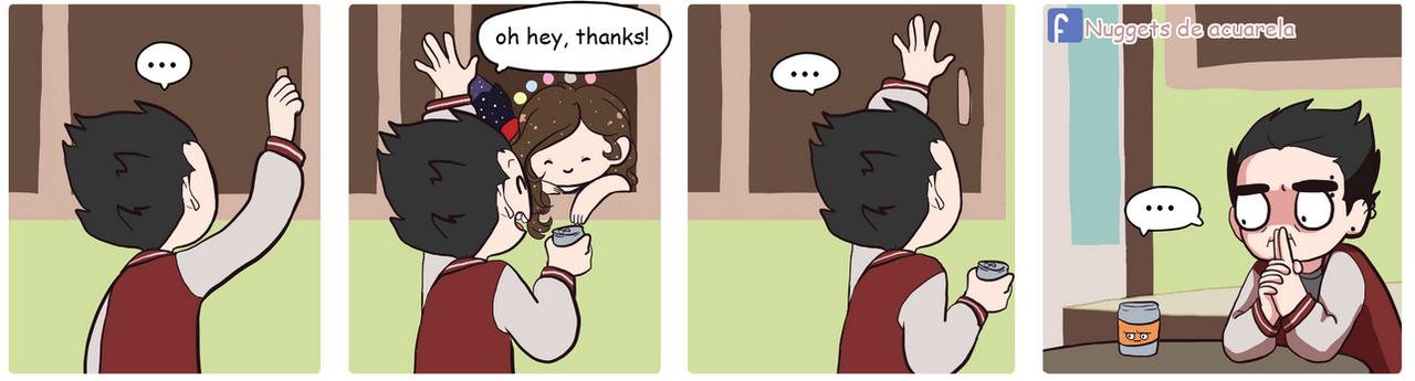 Random comic - 2 by MilkyMichi