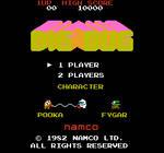 Dig Dug NES (Arcade Edition) 1