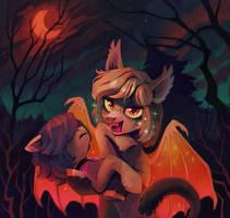 A sweet bite by DearMary