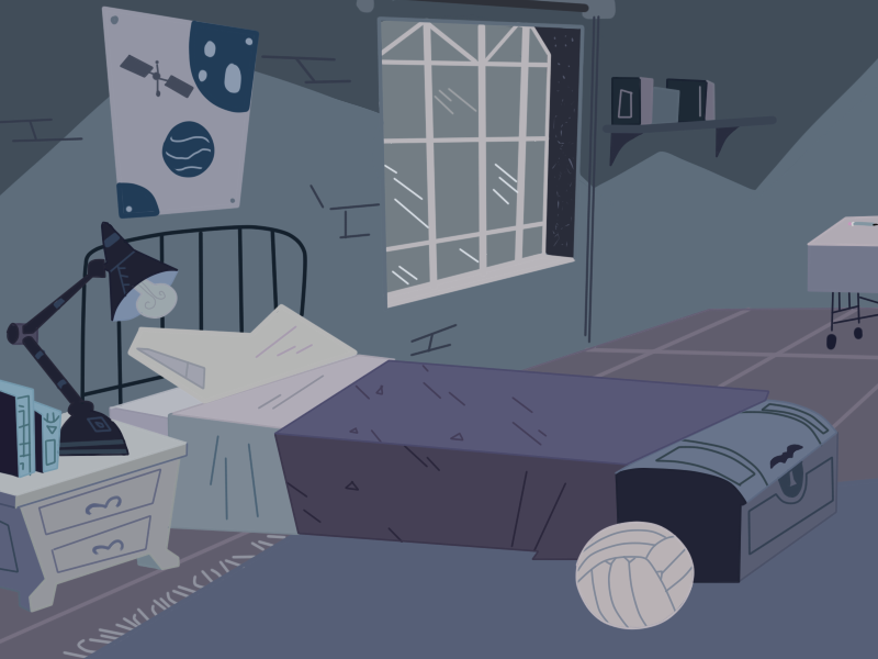 DPSD Background 4 Danny's Room by melting-milkyway on DeviantArt
