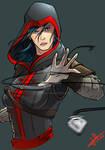 Shao Jun from Assassin's Creed Chronicles: China