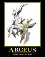 Arceus is God by PyroDarkfire