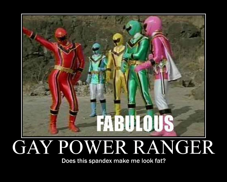 Power Rangers Gay Character Storyline: