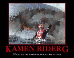 Kamen Rider G by PyroDarkfire