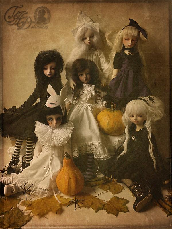 .happy halloween. by haitsu