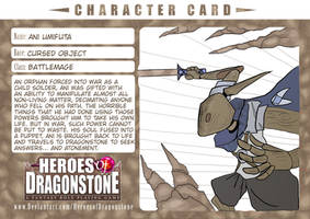 Ani character card by TermiteDust
