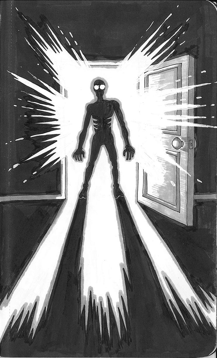 Inktober - Day Twenty-Six by superleezard