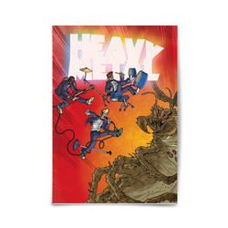 Tough Crowd (Heavy Metal Version) by superleezard