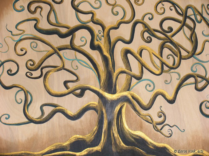 Tree of life by EerinVink