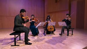 Daz String Quartet in Concert