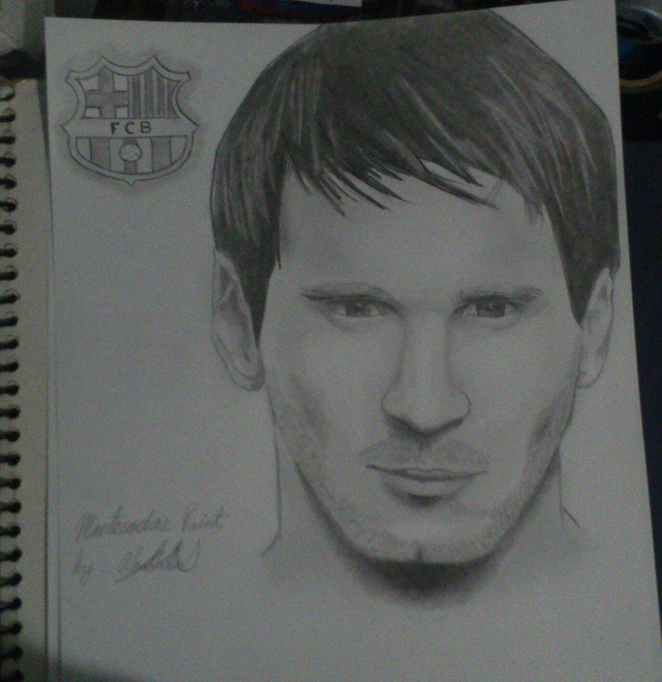 Lionel Messi By SuperTacoAvenger On DeviantArt