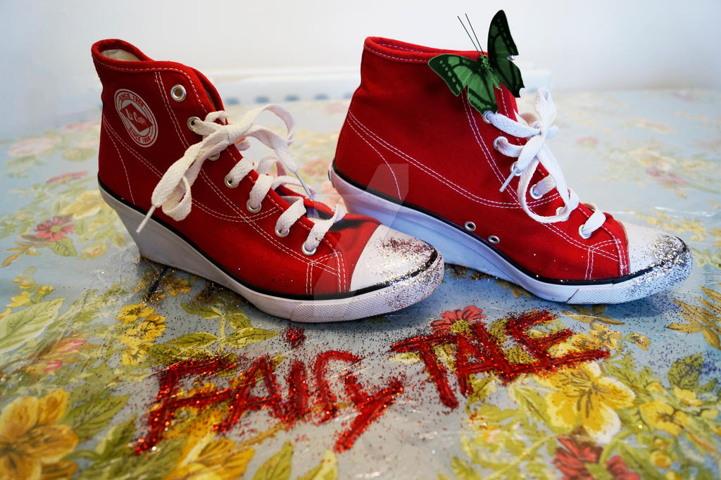 The Red Shoes In Seen In What Point Of View