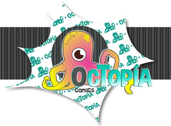Bienvenidos Octopia Comics by K-Meijji
