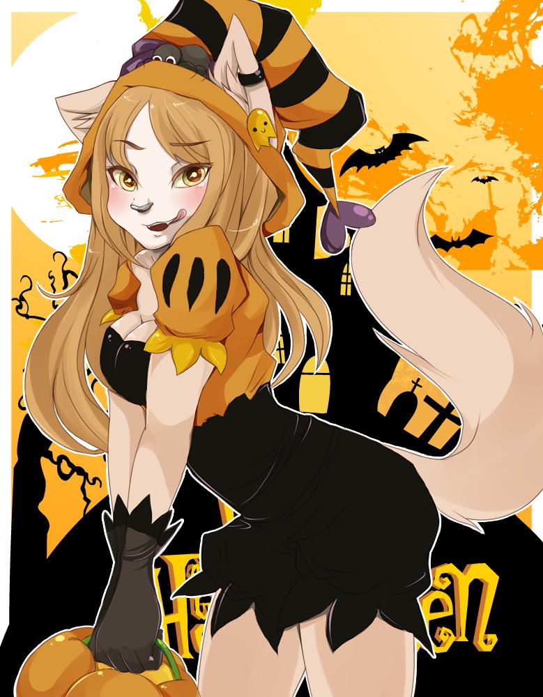 Kitty Hallow by Hiimeji